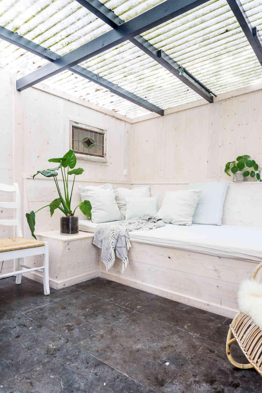 daybed, bedbank, tiny house, kleinwonen, duurzaamwonen, duurzaam, ecowonen, handmade, recycled, sustainable, sustainablility, hergebruik, igen ontwrp, interieurontwepr, interieuradviseur, Didam, Montferland, Gelderland
