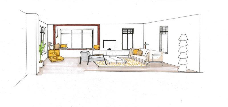 woonkamer-perspectief-groot - Designstudio Jantien Broere