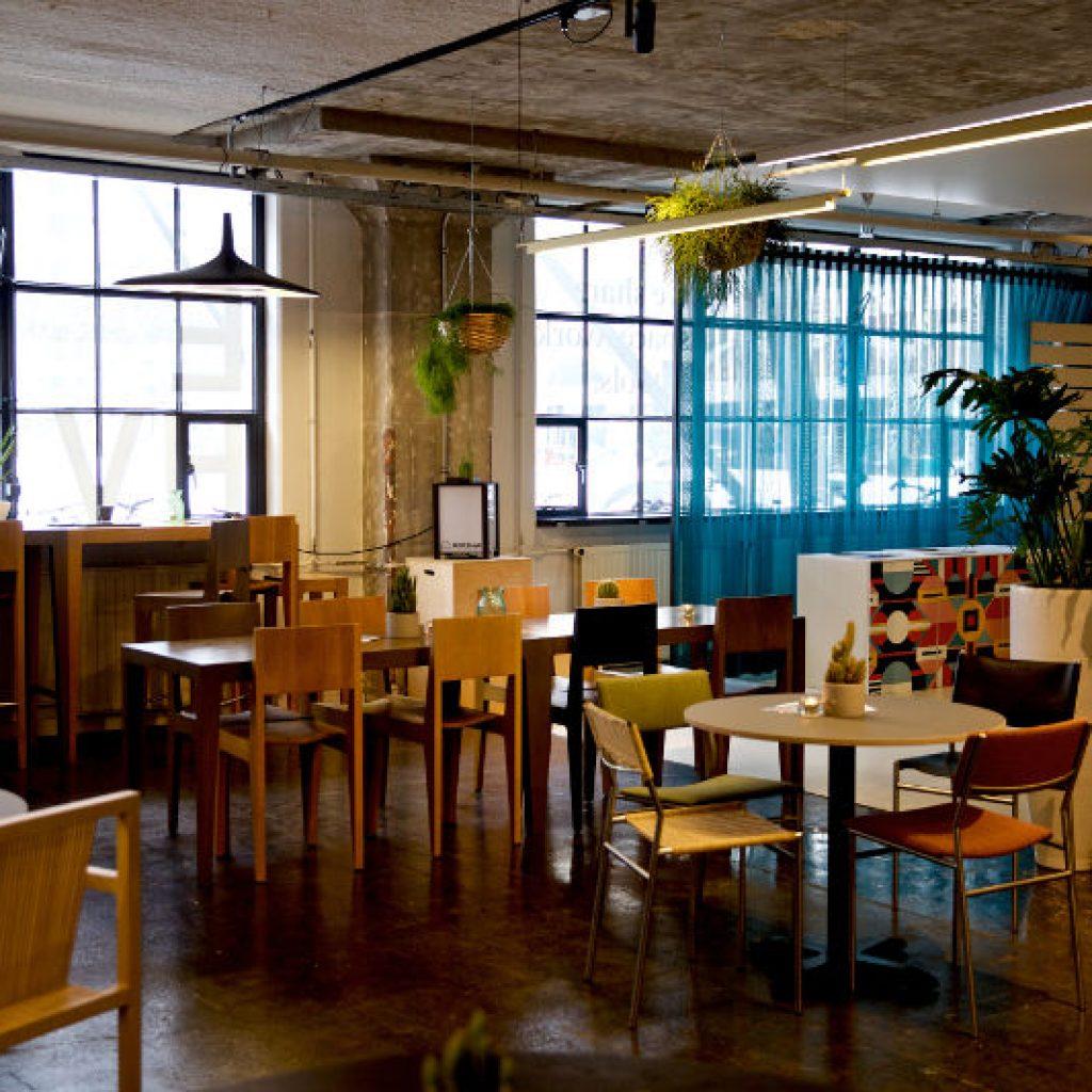 Broeinest, Eindhoven, interieurmateriaal, wandbekleding, duurzaam materiaal, duurzaam wonen, sustainable interior, hergebruik, recycle, circulair interieur