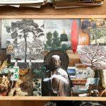 Moodboard, interieur, wabisabi, woonstijl, ontdek je eigen woonstijl, workshop, Arnhem, Gelderland, woonwinkel, COCOMAT, DIY, woonadvies, woonworkshop