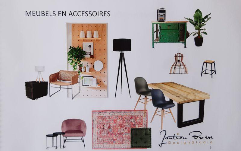 meubelplan, accessoires, interieurontwerp, kantoorinrichting, kantoorontwerp, Arnhem, Gelderland, verbouwing kantoor, interieuradvis, interieurstyling kantoor
