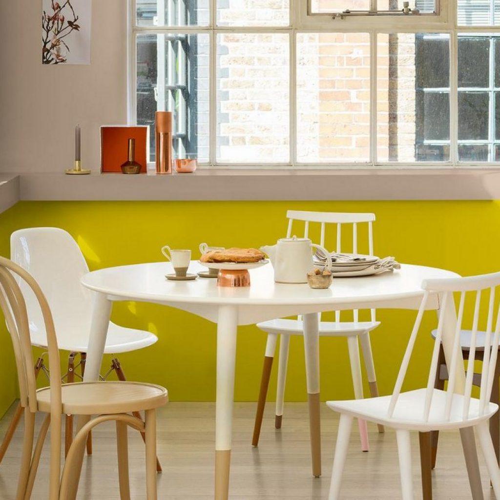 DIY zelf tweedehands meubels verven