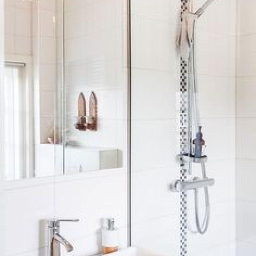 badkamer is duurzaam verbouwd met hergebruik van materiaal