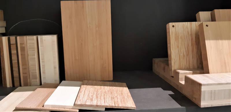 Bamboe is een duurzaam materiaal maar nog niet 100%.