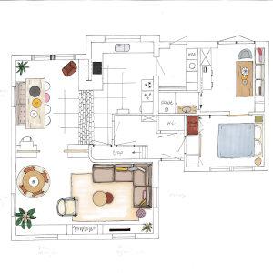 plattegrond-interieur-woonhuis-verbouwing-didam