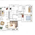 Interieurplan, woonhuis Didam, indelingsadvies, duurzaam interieuradvies, kleuradvies