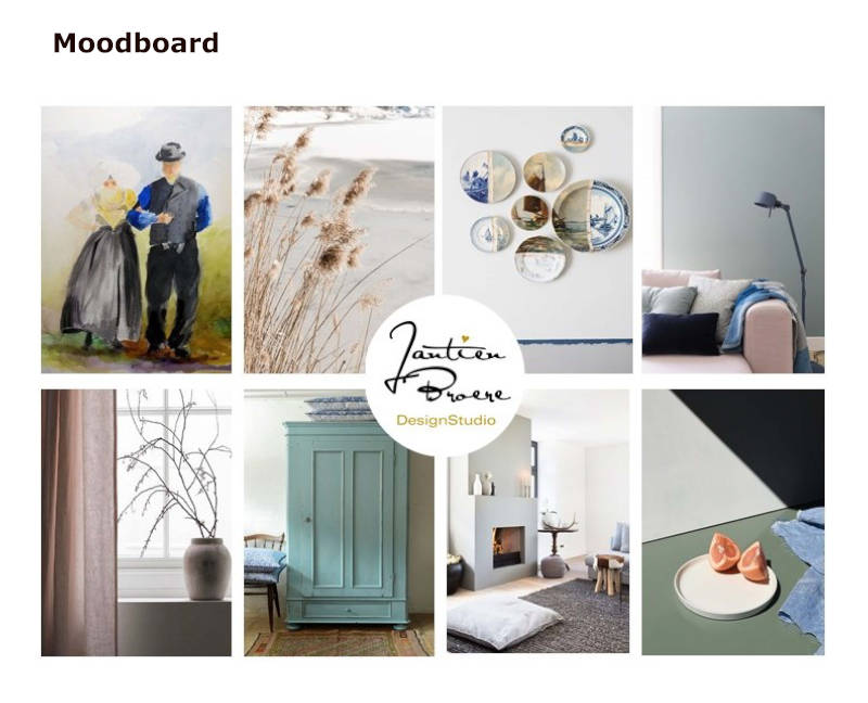 Moodboard, interieurontwerp, woonhuis, gelderland, interieuradvies
